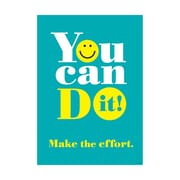 "Argus® 19 x 13"" You can DO it! Poster (T-A67050)"