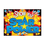 "Argus® 19 x 13"" Show Your STAR POWER Poster (T-A67047)"