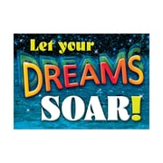 "Argus® 19 x 13"" Let Your DREAMS SOAR! Poster (T-A67046)"