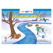 Creative Teaching Press Paperback, Es un ser vivo? (Is It Alive?) Learn to Read Spanish Book(CTP8243)