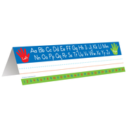 Teacher Created Resources, Left/Right Alphabet Tented Name Plates, Pack of 36 (TCR5723)