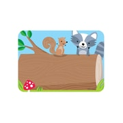 Creative Teaching Press, Woodland Friends Labels, Pack of 36 (CTP4579)