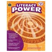 Literacy Power Grade 6 (TCR8380)