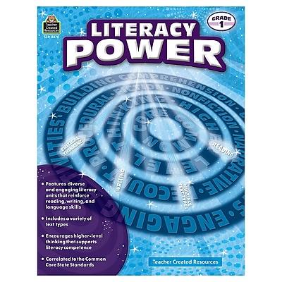 Literacy Power Grade 1 (TCR8370)