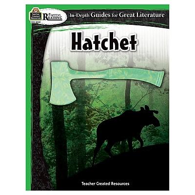 Rigorous Reading: Hatchet 5th-8th Grade (TCR8259)