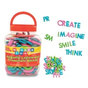 "Pacon 6.5 x 5"" Magnetic Letters, Assorted Colors (PACAC9305)"