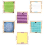 """Creative Teaching Press 6"""" Patches, Assorted Colors (CTP6594)"""