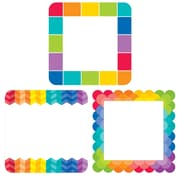 """Creative Teaching Press 6"""" Rainbow Cards, Assorted Colors (CTP5890)"""