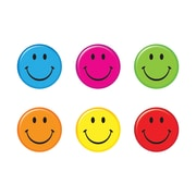 "Trend 6"" Smiley Faces, Assorted Colors (T-10638)"