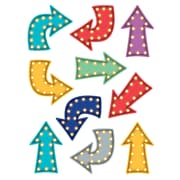 """Teacher Created Resources 6"""" Marquee Arrows, Assorted Colors (TCR5871)"""