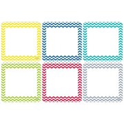 "Creative Teaching Press "" Chevron Solids, Assorted Colors (CTP0829)"