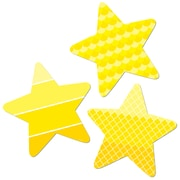"Creative Teaching Press 3"" Stars, Yellow (CTP0827)"
