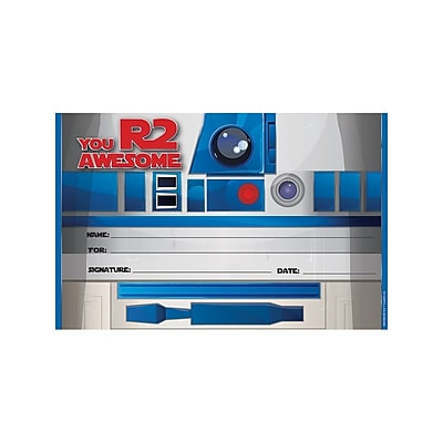 Eureka Star Wars Awards Multi-Color 36 Awards Per Pack (EU-844160)
