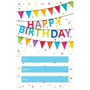 Creative Teaching Press Happy Birthday Awards Multi-Color 30 Awards Per Pack (CTP1313)