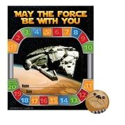 Eureka Star Wars Incentive Chart Multi-Colors 36 Charts Per Pack (EU-837045)