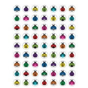 Teacher Created Resources Colorful Ladybug 378 Stickers Per Pack ( TCR5604)