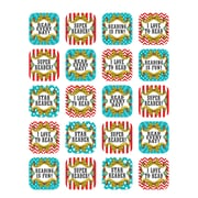 Teacher Created Resources Carnival Stickers Multi-Colored 120 Stickers Per Pack (TCR5718)
