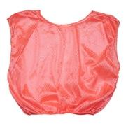 Champion Sports Adult Nylon Micro Mesh Scrimmage Vest . Orange, Set of 12 (CHSSVMOR)