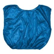 Champion Sports Adult Nylon Micro Mesh Scrimmage Vest. Royal Blue, Set of 12 (CHSSVMBL)