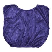 Champion Sports Youth Nylon Micro Mesh Scrimmage Vest . Purple, Set of 12 (CHSSVYPR)