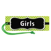 Teacher Created Resources Lime Polka Dots Magnetic Girls Pass  (TCR77240)