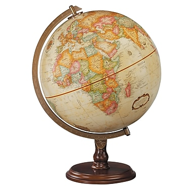 Replogle Globes - Globe Lennox, fini antique, 12 po (RE-31536)
