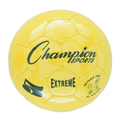 Champion Sports Extreme Size 5 Yellow Soccer Ball  (CHSEX5YL)