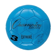 Champion Sports Extreme Size 3 Blue Soccer Ball  (CHSEX3BL)