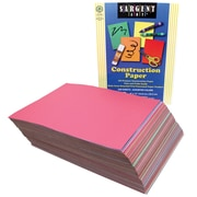 "Sargent Art 9"" x 12"" Construction Paper Assorted Colors (SAR234098)"