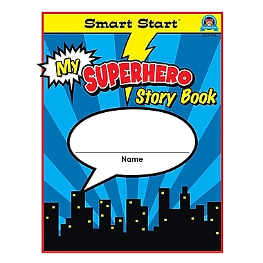 Teacher Created Resources Superhero Smart Start 11 x 8.5