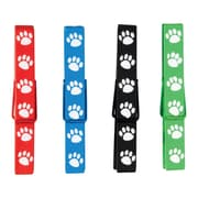 Teacher Created Resources Paw Prints Magnetic Clothespins, 20 Per Pack (TCR77251)