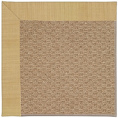 Capel Zoe Machine Tufted Bramble Indoor/Outdoor Area Rug; Rectangle 5' x 8'