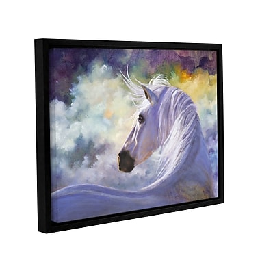 ArtWall Spirit by Marina Petro Framed Painting Print on Wrapped Canvas; 36'' H x 48'' W