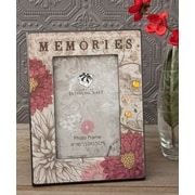 FashionCraft Memories Picture Frame