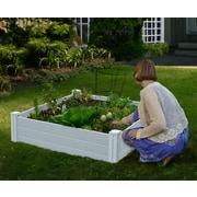 VitaGardens Square Raised Garden; 11'' H x 48'' W x 48'' D