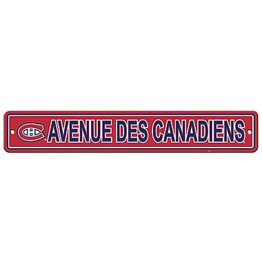 Fremont Die 80311 Street: Montreal Canadiens Blue