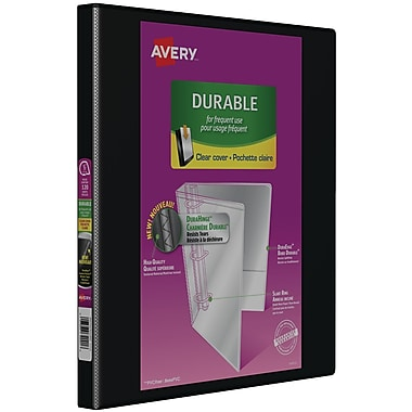 Avery® Durable View Binder, 1/2