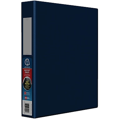 Avery® Heavy Duty Binder, 1-1/2