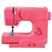 Janome Janome Portable Easy-to-Use 5-Pound Mechanical Sewing Machine; Pink Lightning