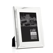Godinger Silver Art Co Outer Line Picture Frame; 5'' x 7''