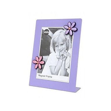 Mishu Designs Magnet Picture Frame; Light Purple