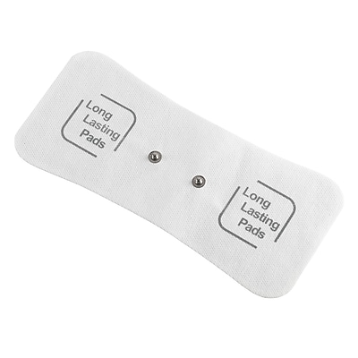 PainAway Long Lasting Electrodes for TENS Unit, Large Back Pad