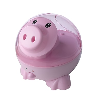 Ultrasonic Cool Mist Pediatric Humidifier, Puddles the Pig