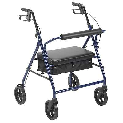 Bariatric Rollator with 8