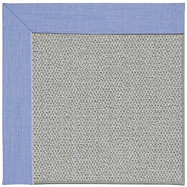 Capel Inspirit Silver Machine Tufted Spa/Gray Area Rug; Rectangle 12' x 15'