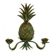 SheasWildflowers Pineapple Wall Sconce