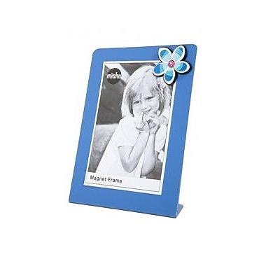 Mishu Designs Magnet Picture Frame; Blue