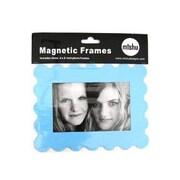Mishu Designs Magnetic Frame (Set of 3); Blue
