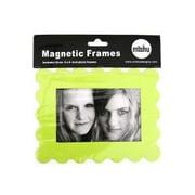 Mishu Designs Magnetic Frame (Set of 3); Lime Green