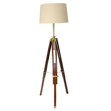 EC World Imports Urban Designs 66'' Tripod Floor Lamp
